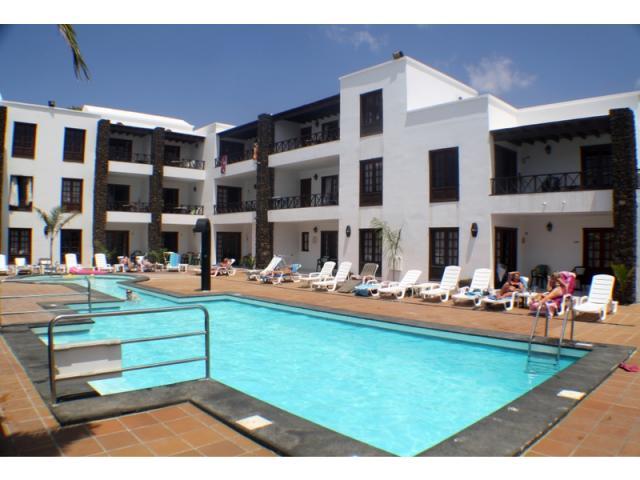 pool - Club Atlantico, Puerto del Carmen, Lanzarote